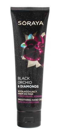 Soraya Black Orchid & Diamonds Krem do rąk wygładzający 100ml