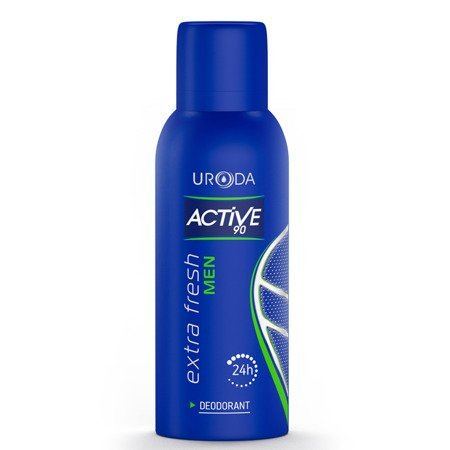 Uroda Activ 90 Dezodorant spray męski Extra Fresh 24h 150ml