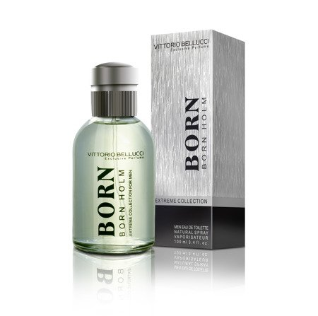 Vittorio Bellucci Woda toaletowa 05 - Born Holm Extreme Collection  100ml