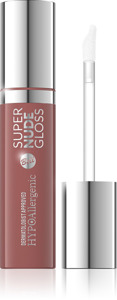 Bell Hypoallergenic Błyszczyk do ust Super Nude Gloss nr 01  15ml