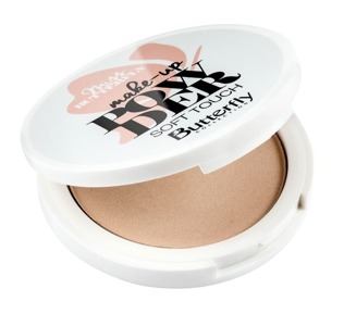 Butterfly Puder Miss Butterfly Soft Touch nr 01 Light
