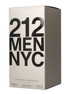 Carolina Herrera 212 Men NYC Woda Toaletowa 50ml