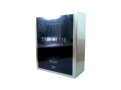 Christopher Dark Men Blue Gentelmen Woda Toaletowa  100ml