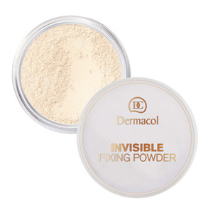 Dermacol Invisible Fixing Powder -Light - Puder do twarzy
