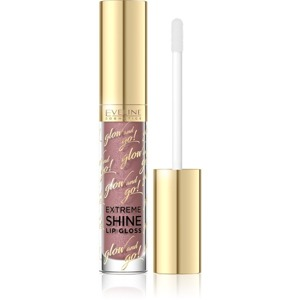 Eveline Glow and Go Błyszczyk do ust Extreme Shine nr 05 Sparkling Caramel  4.5ml