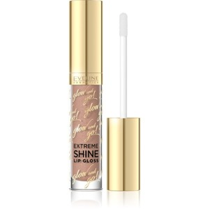 Eveline Glow and Go Błyszczyk do ust Extreme Shine nr 06 Baby Nude  4.5ml