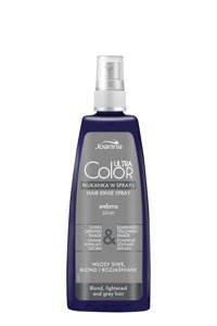 Joanna Ultra Color System Płukanka do włosów srebrna w sprayu  150ml