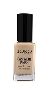 Joko Podkład Cashmere Finish Mat & Cover Foundation J151 sand  30ml