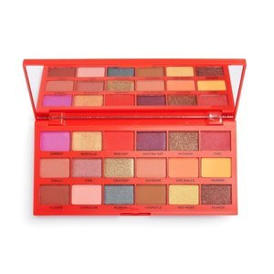 MAKEUP REVOLUTION TASTY PALETTE CHILLI PALETA cieni do Powiek