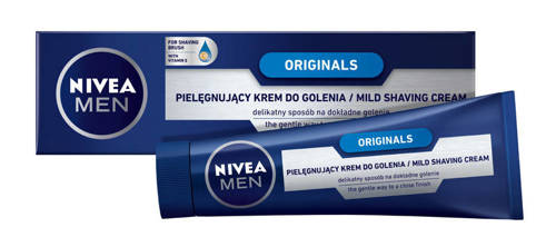 NIVEA FOR MEN Krem do golenia ochronny Protect & Care 100ml