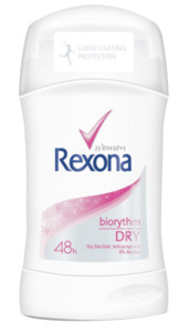 Rexona Long Lasting Protection Dezodorant sztyft Biorythm 40g