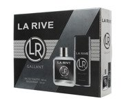 La Rive for Men Gallant Zestaw prezentowy (woda toaletowa 100ml+deo spray 150ml)
